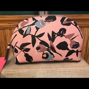💎New with Tags!!! Kate Spade Domed Cosmetic Bag